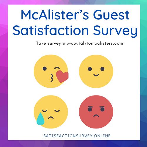 McAlister's-Guest-Satisfaction-Survey-satisfactionsurvey-online
