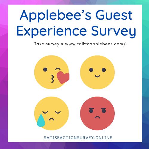 Applebee's-Guest-Experience-Survey-satisfactionsurvey-online
