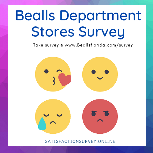 Bealls-Department-Stores-Survey-satisfactionsurvey-online