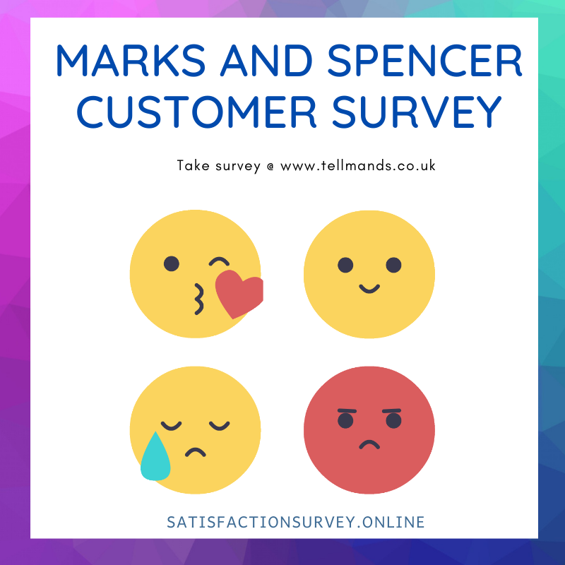 Marks-and-Spencer-Customer-Survey-satisfactionsurvey-online