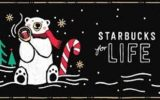 Starbucks For Life at www.starbucksforlife.com | Win Grand Prize